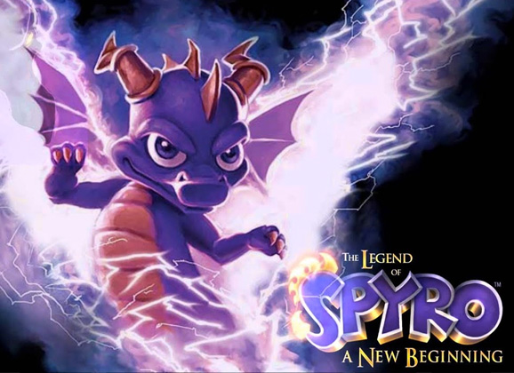 Spyro The New Beginning