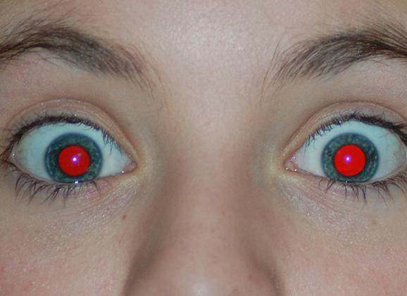 Trucos Photoshop: Ojos Rojos