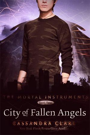 Cazadores de Sombras - Ciudad de los Ángeles Caídos