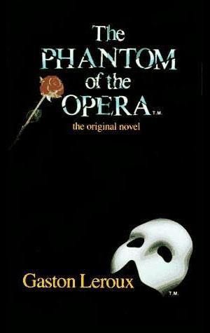 Resultado de imagen para libro del fantasma dela opera