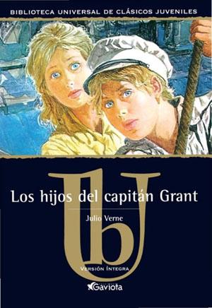 Los Hijos del Capitán Grant de Julio Verne