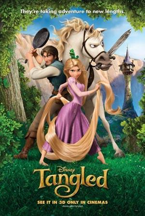 Enredados - Tangled (Rapunzel)