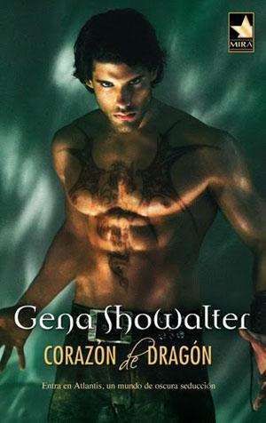 Corazón de Dragon por Gena Showalter