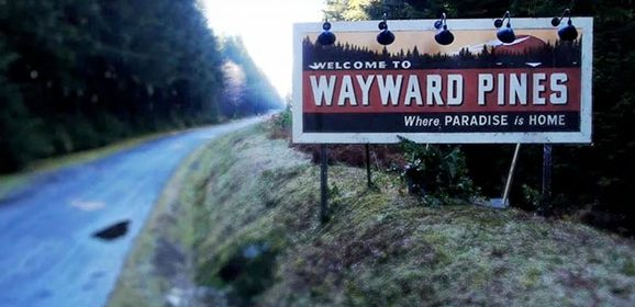Wayward Pines de M. Night Shyamalan y Chad Hodge