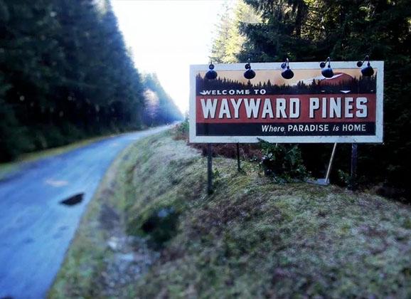 Wayward Pines de M. Night Shyamalan y Chad Hodge