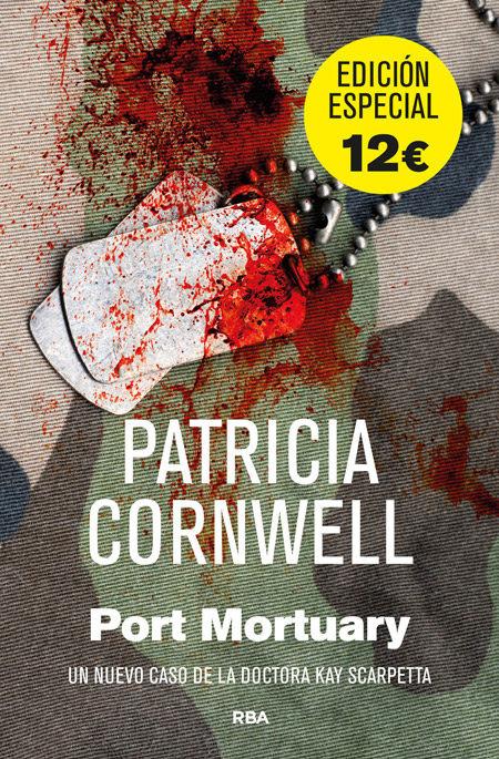 Port Mortuary por Patricia D Cornwell