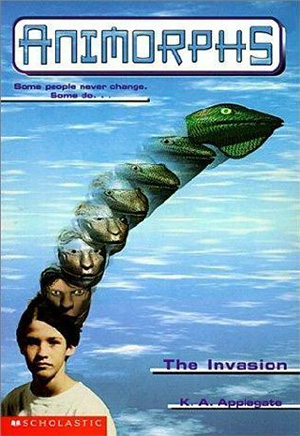 Animorphs 01 - K.A. Applegate