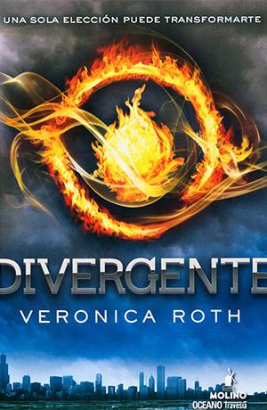 Trilogía Divergente de Veronica Roth
