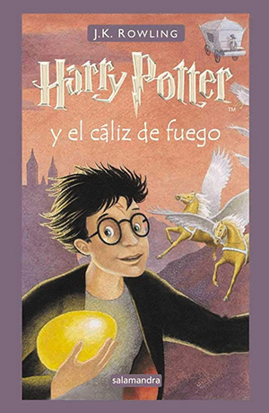 Saga Harry Potter de J.K. Rowling