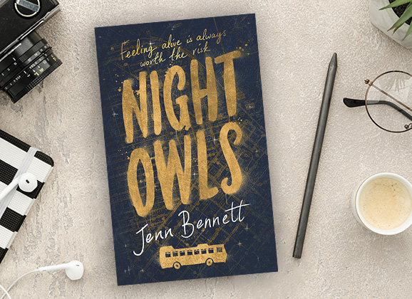 Night Owls de Jenn Bennett