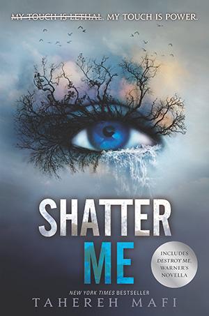 Destrózame (Shatter me 01 ) de Tahereh Mafi