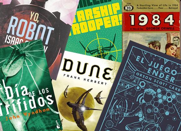 Los mejores libros de… Ciencia Ficción (1)