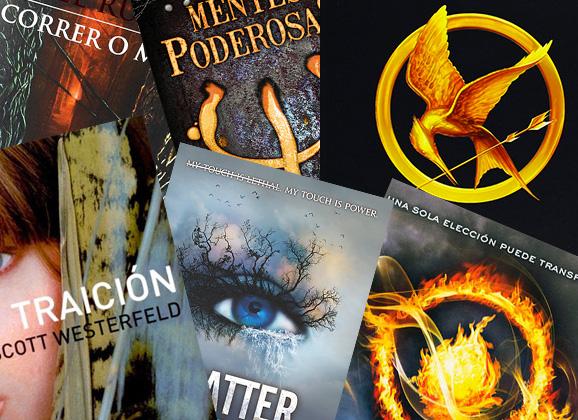 Los mejores libros de... Distopía Young Adult (1)