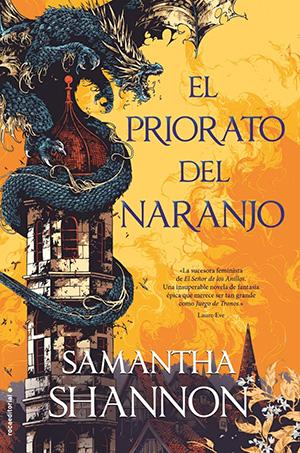El Priorato del Naranjo de Samantha Shannon