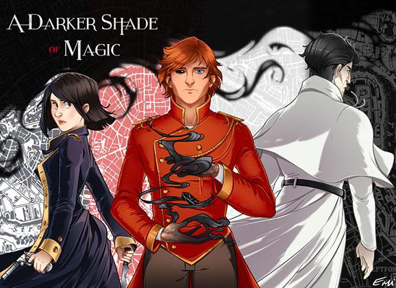 Shades of magic de V.E. Schwab