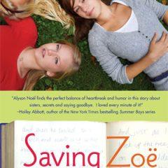 Salvando a Zoe de Alyson Noel